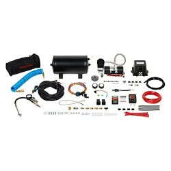 For Chevy Avalanche 07-13 Firestone 2592 Air-rite Air Command F3 Wireless Kit