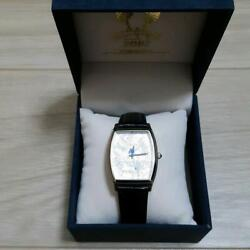 Detective Conan 2007 Official Watch Azure Time Limited Edition W/box