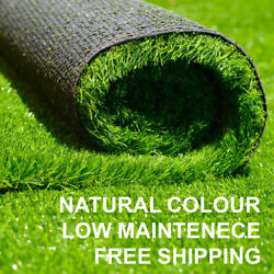 Harrier Kingston Artificial Grass - 35mm | Natural Look Astro Turf - Fake Lawn
