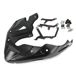 Belly Pan Under Engine Cover Fairings Exhuast Guard Fit For Honda Cb650r 19-2021
