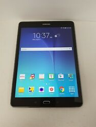 Samsung Tab A 9.7 16gb Gray Sm-t550 Wifi Android Smart Tablet Kg4222