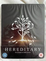 Sealed Hereditary Hmv Exclusive Limited Blu-ray Steelbook Rare And Sold Out