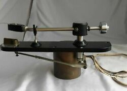 Thorens Vintage Tonearm Removal From Td124 Pre-owned Japan Free Shipping