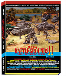 Marx Battleground And Wwii Playsets 2 1964 - 1984 Hard Cover By Russell S. Kern