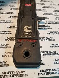 Dodge Ram 5.9l Cummins Used Valve Cover Assembly 2005-07 4931453 4931454 Re49