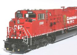 Omi Overland Models Emd Sd90ac Cp 9300 Canadian Pacific