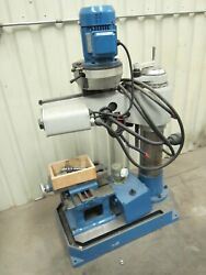 Metaltech Tools Radial Drill With Cross Table Rd20 New