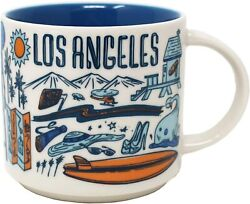 Starbucks Mug Los Angeles Been There Series City Mug New And Authentic In Box