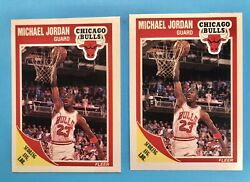 1989 Fleer Michael Jordan #21 Lot Nice 🔥 $74.99