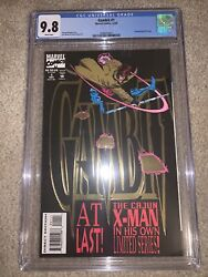 Marvel Comics Gambit Limited Series Issue 1 2 3 4 Complete Cgc 9.8 1993