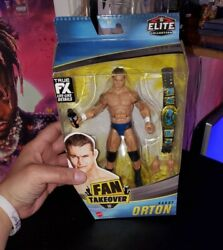 Wwe Elite Takeover Randy Orton Ic Title Exclusive In Hand Rare Aew Roy🔥✔
