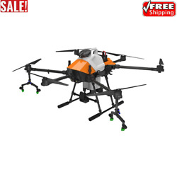 G610 6 Axis Agriculture Drone Frame Wheelbase 1460mm 10kg Load + Pesticide Tank