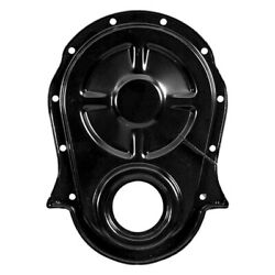 For Chevy Camaro 67-68 Thickness Stamped Steel Timing Chain Cover