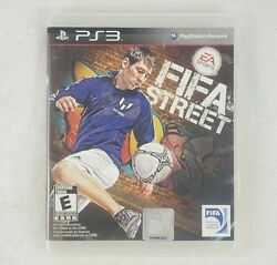 Ps3 Fifa Street Xbox 360 Game W/ Box No Manual Tested Works