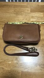 coach convertible crossbody Vintage Tan $55.00