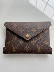 Louis Vuitton Kirigami Medium Pouch Wallet Wristlet LV Bag Tote ID Card Holder $299.99