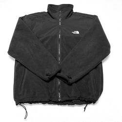 The North Face Men#x27;s Pullover Full Zip Fleece Light Large $29.77