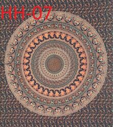 Tapestry Mandala Tapestry Bohemian Tapestry Twin Wall Hanging Hippie Home Decor