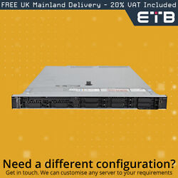 Dell Poweredge R440 1x8 2.5 Hard Drives - Build Your Own Server