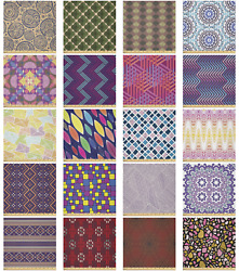 Ambesonne Surreal Form Microfiber Fabric By The Yard For Arts And Crafts