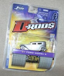 Jada Toys D-rods '31 Ford Model A - 2005 164 Scale Nip