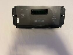 Whirlpool Electric Range Oven Controller