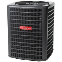 Goodman Gsx13 Up To 14 Seer 1-speed Psc Air Conditioner