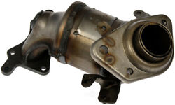 Exhaust Manifold With Integrated Catalytic Converter Fits 15-19 Fit 1.5l-l4