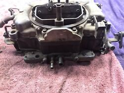9077 Thermoquad Carb 77 400 Hp Dodge Chrysler Plymouth Mopar