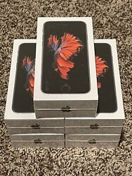 New Sealed Apple Iphone 6s 32gb Straight Talk 4g Lte Space Gray Prepaid Phone