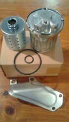 1957 1958 Corvette Chevy Fuel Injection Filter Assembly.