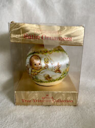 Rare Hallmark 1976 Baby's First Christmas Ball Ornament New Very 1st Ever Issued