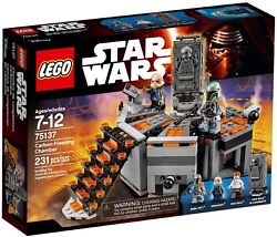 Lego 75137 Star Wars The Empire Strikes Back Carbon-freezing Chamber New Retired