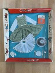Vintage American Character Cricket Doll 14200 Kitchen Cutie Fashion 1965 Nrfb