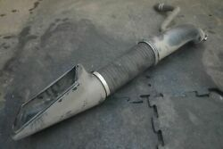 Front Left Air Intake Duct Scoop Tube Pipe 4635200204 Oem Mercedes G63 W463 2014