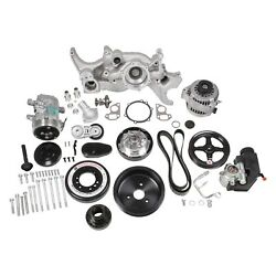 Holley 20-190 Premium Mid-mount Complete Accessory System