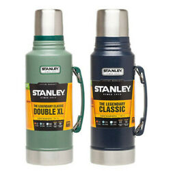 Stanley Classic Vacuum Bottle Tumbler 1.9l Bpa Free Camp Outdoor Home Stainless