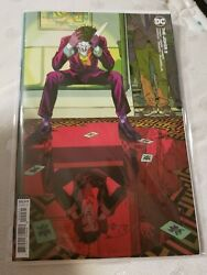 Dc Comics Joker 2 Cover A And B 1st Appearance Of Vengeance Daughter Of Bane