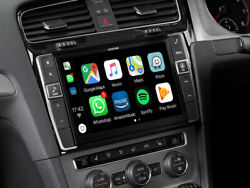 Alpine I902d-g7 9andrdquo Mobile Media System For Volkswagen Golf 7 Featuring Apple Ca
