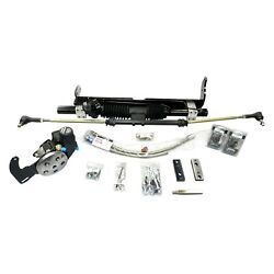 For Pontiac Gto 64-67 Unisteer Hydraulic Power Steering Rack And Pinion Kit