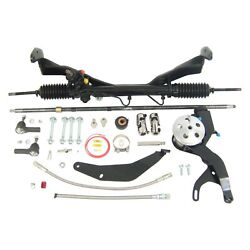 For Ford Country Squire 50-51 Hydraulic Power Steering Rack And Pinion Kit
