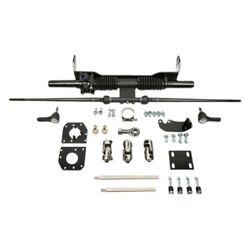 For Chevy Corvette 1958-1962 Unisteer Manual Steering Rack And Pinion Kit