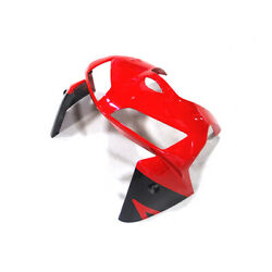 Abs Injection Front Upper Nose Fairing For Honda Cbr600rr 2005 2006 F5 Red Black