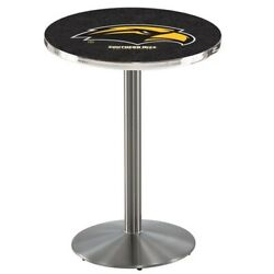 Holland Bar Stool Co. L214s3636soumis 36 Stainless Steel Southern Miss Pub