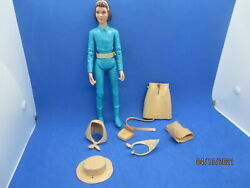 Near Complete Johnny 1974 Marx Best Of The West Janice Cowgirl Accessories