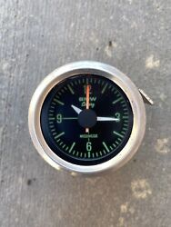 Bmw Airhead R60/7 R80 R100 Rt Rs Motometer Clock Tested