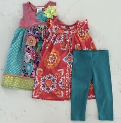 Bonnie Jean And Tea Collection 1 New Without Tags Size 3t