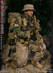 1/6 Damtoys 78084 Navy Seals Medical Male Soldier Operation Red Wing Figure Toy