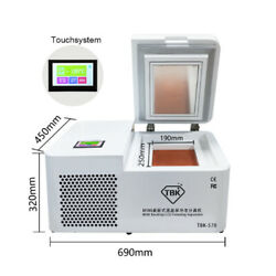 Lcd Screen Frozen Separator Mini Machine For Mobile Phone Touch Screen Tbk-578