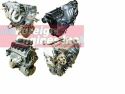 2009 2010 Nissan Rogue Qr25de 2.5l Replacement Engine For Calif W/o Tow Package